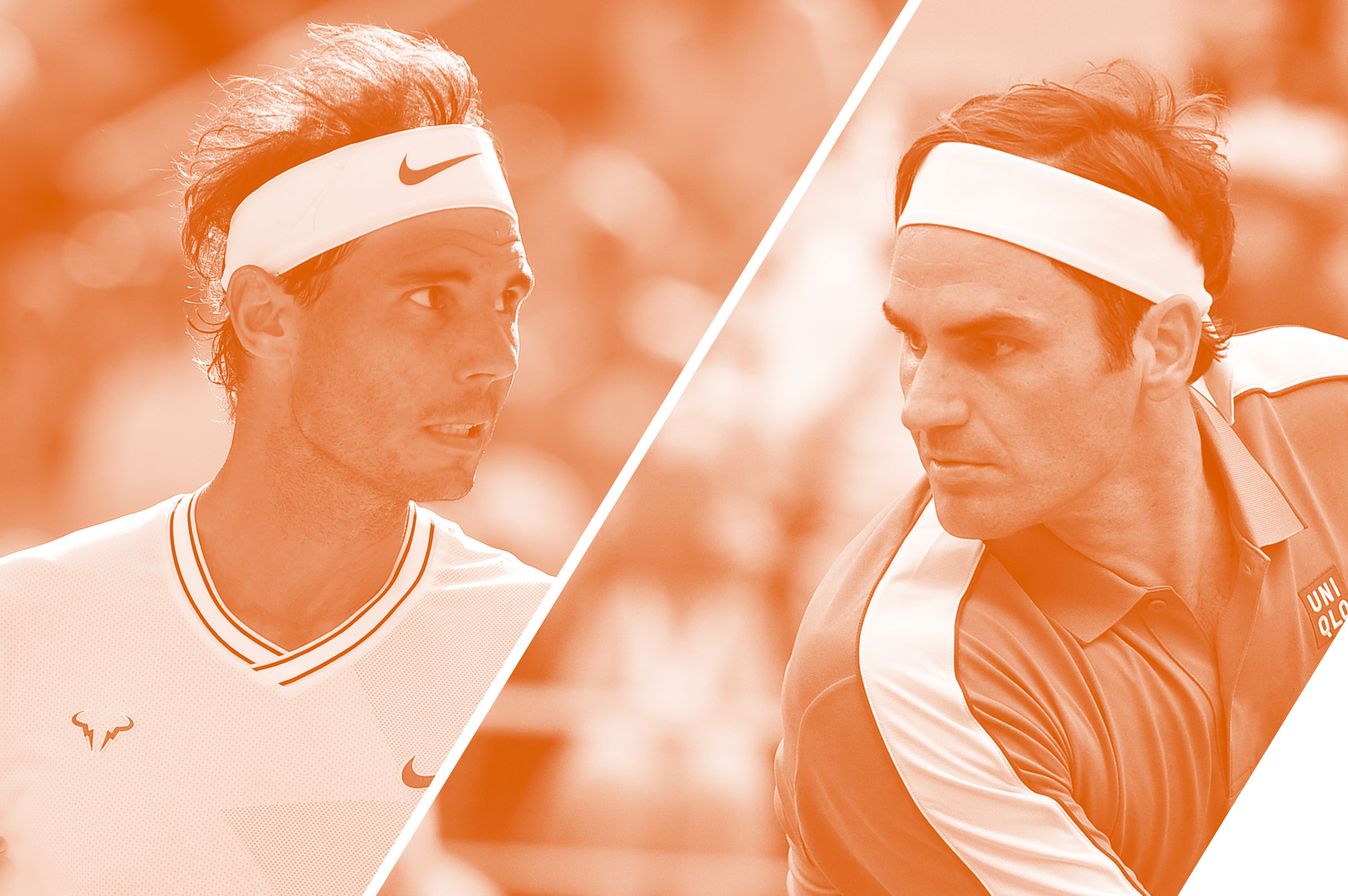 The five ages of Rafa v Roger - Roland-Garros - The 2020 Roland