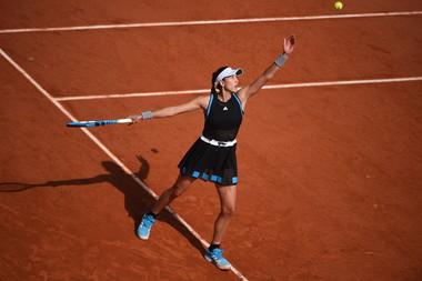 Garbine Muruguza - Roland-Garros 2019 - 2e tour