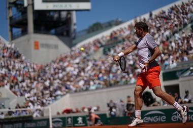 Stan Wawrinka fourth round Roland Garros 2019