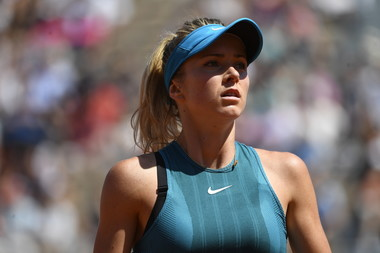 Elina Svitolina Roland-Garros 2018