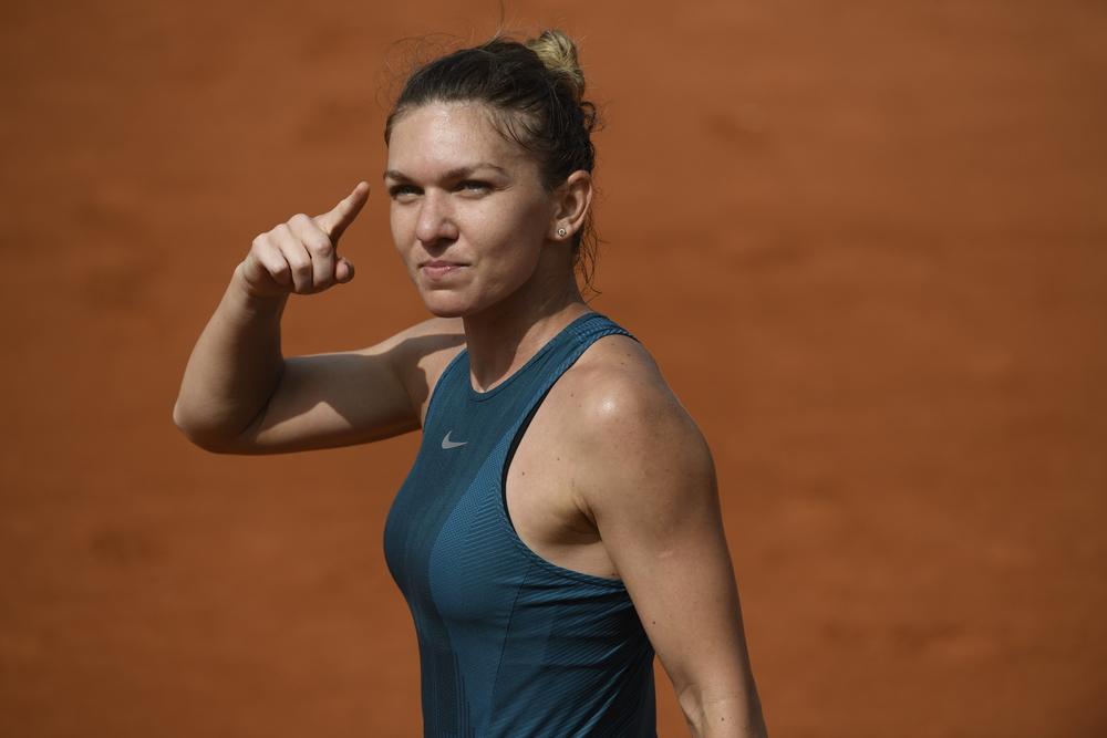 Simona Halep quart de finale 1/4 Roland-Garros 2018