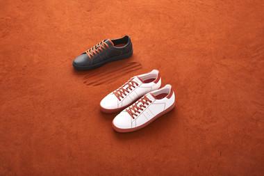 Nouvelle collab. J.M Weston et la griffe Roland-Garros / J.M Weston and the Roland-Garros brand are teaming up once again