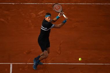 Roland-Garros 2018, Juan Martin Del Potro, 3e tour