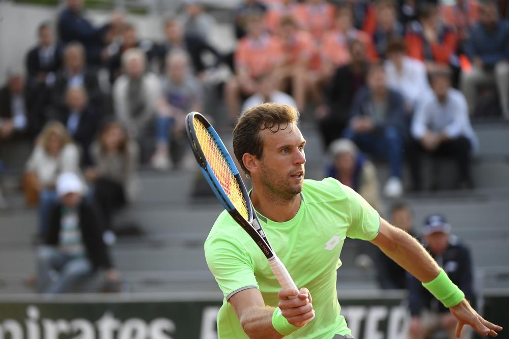Mathias Bourgue - Roland-Garros 2019 - qualifications