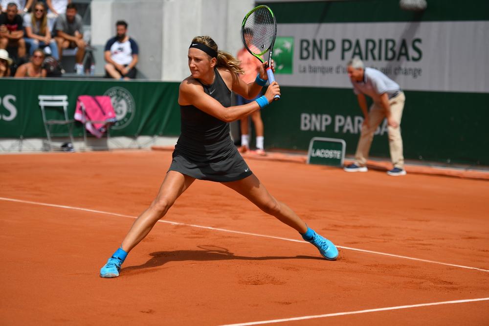 Victoria Azarenka Roland Garros