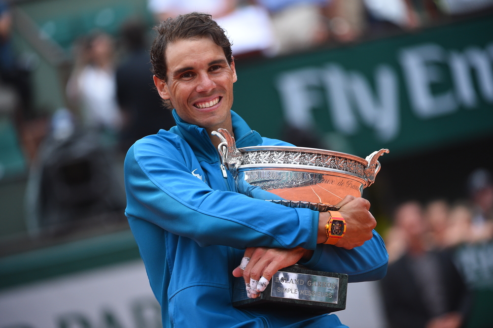 Nadal Is A Love Story With This Event Roland Garros The 2020