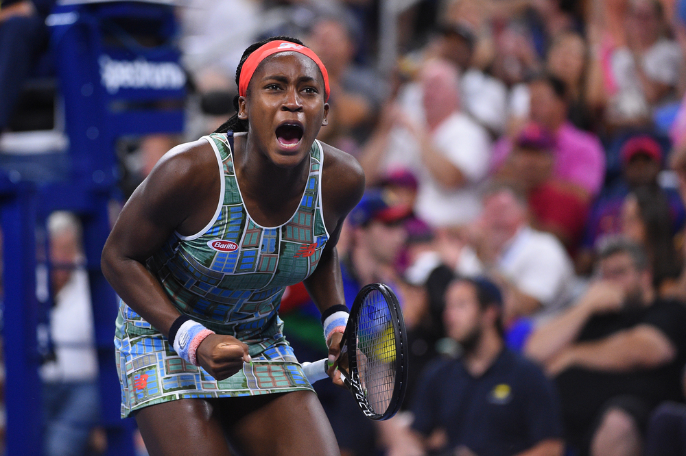Coco Gauff credits Roland-Garros for first WTA title