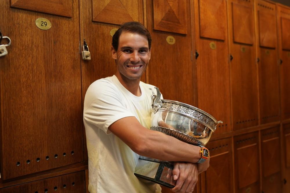 Rafael Nadal Roland-Garros 2019