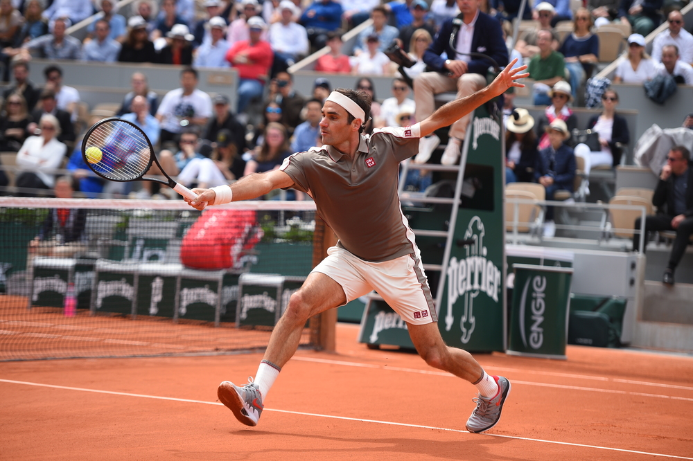 76cd7be0 Things learned from Fed's return - Roland-Garros - The 2019 Roland ...