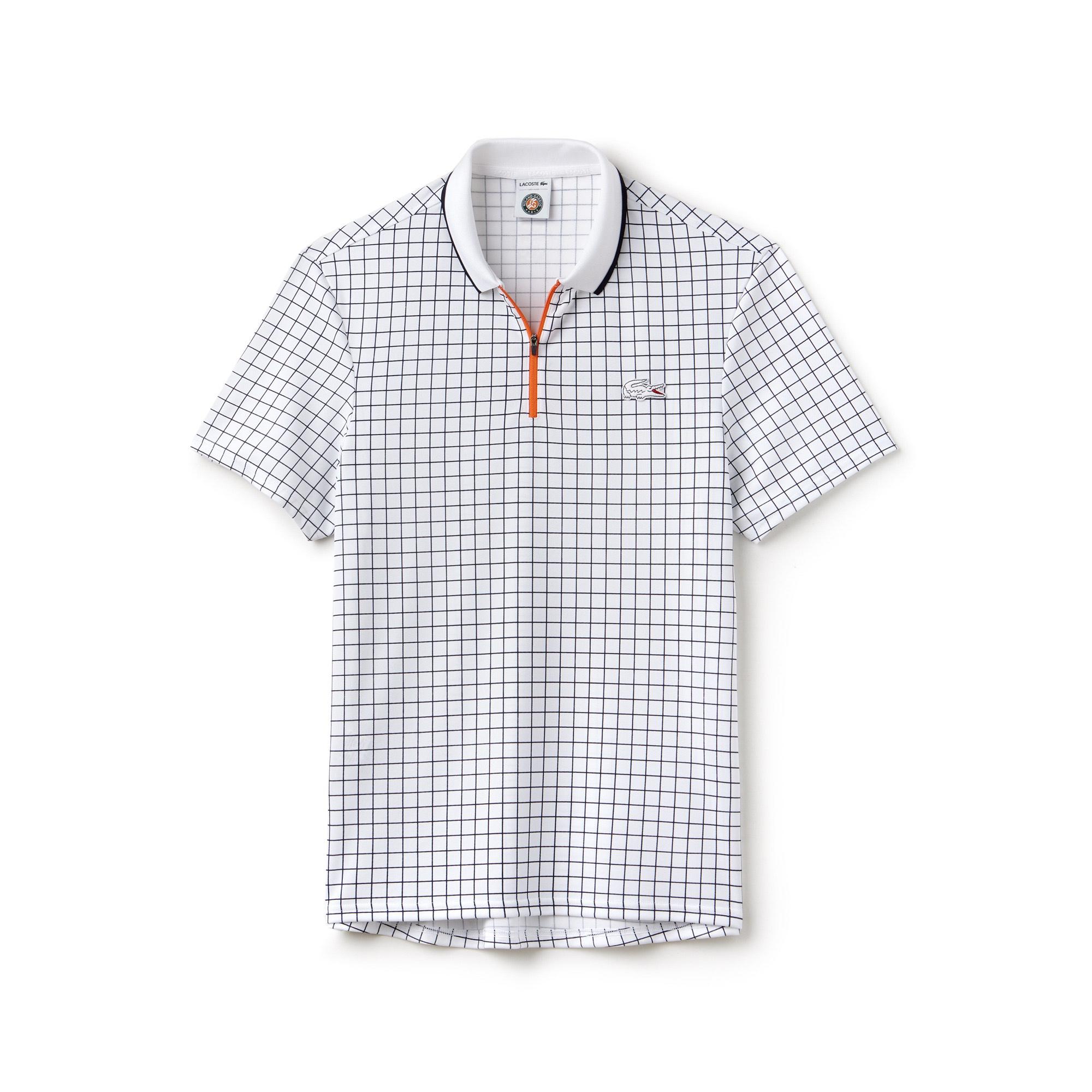 Polo Lacoste x Roland-Garros / polo sportswear Roland-Garros