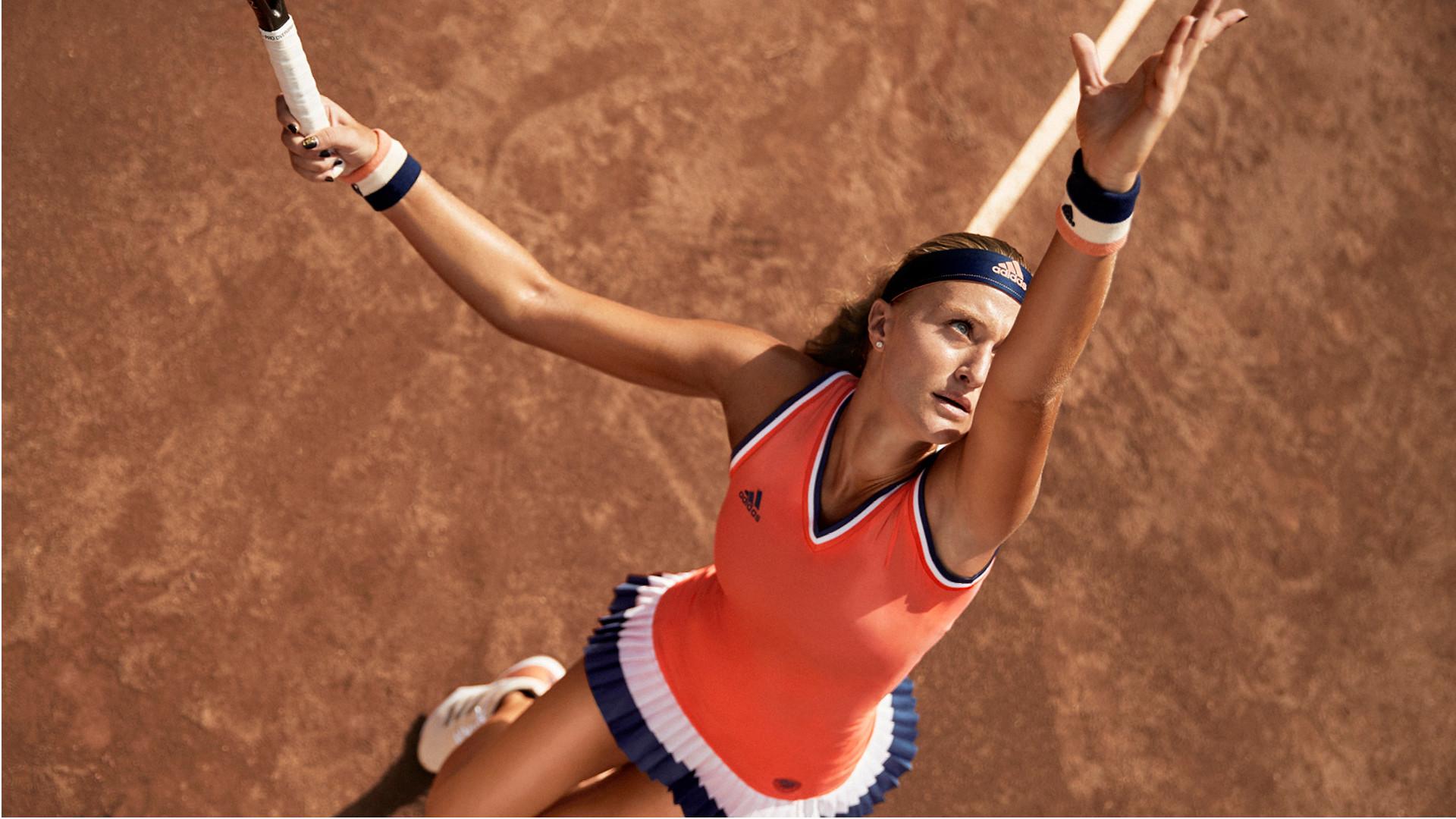 Adidas x Roland Garros: en mode icône Roland Garros Le