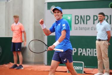 Geoffrey Blancaneaux - qualifications - Rolnad-Garros 2019