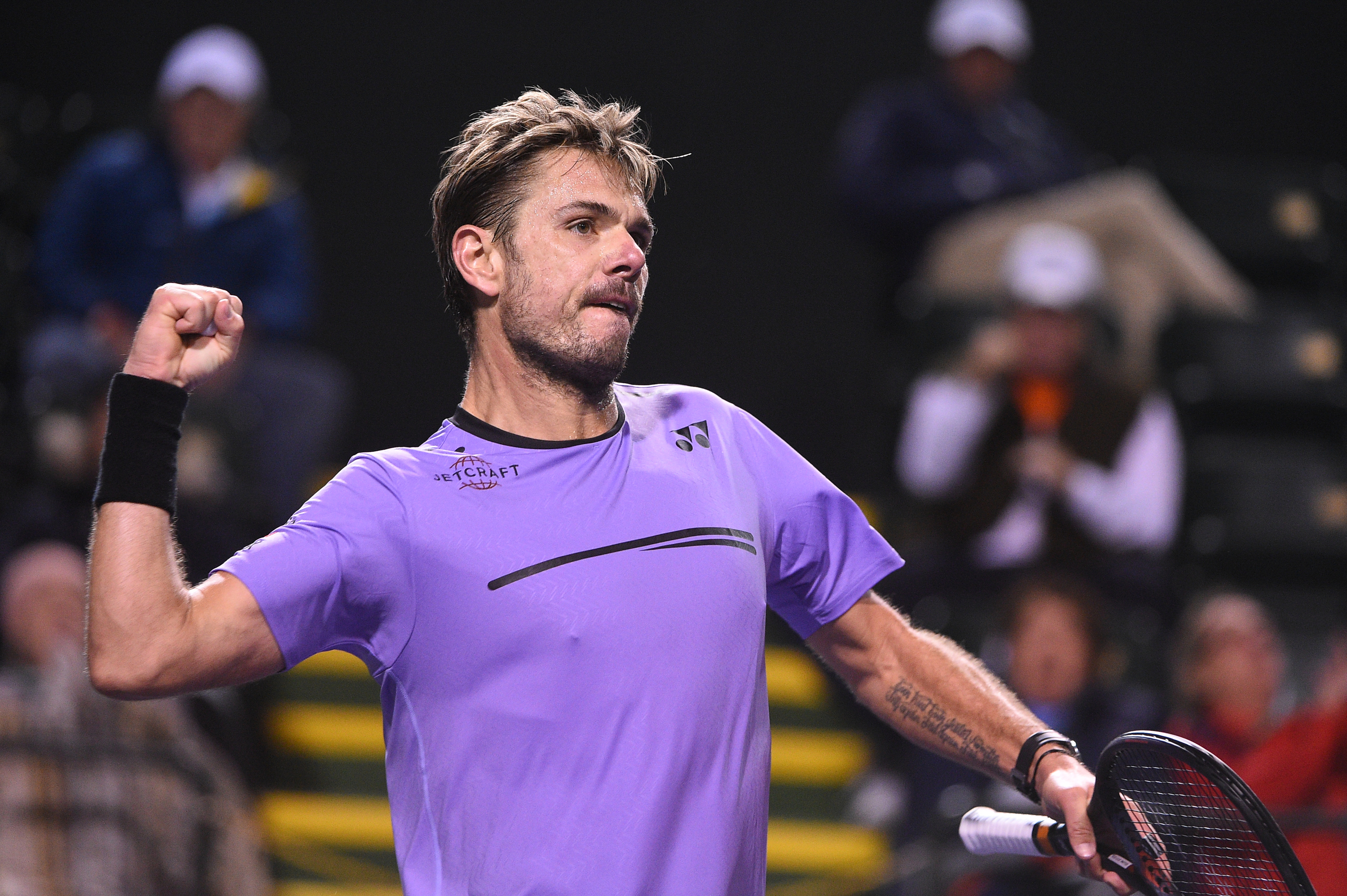 RG 19: improving Wawrinka looking to hit top form on clay ...