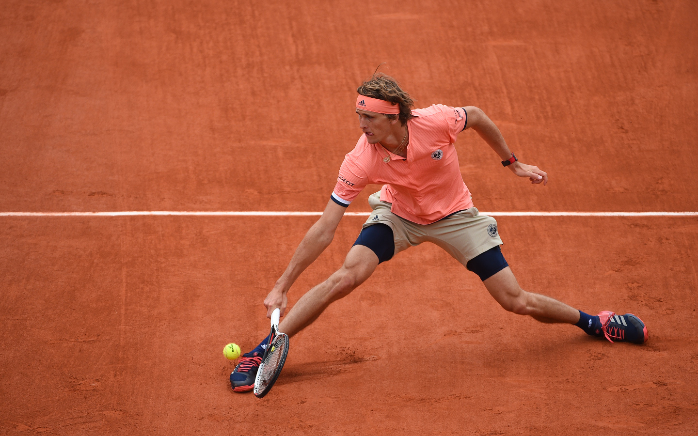 3e83bcb6600 French Open fashion: a hit on court - Roland-Garros - The 2020 ...
