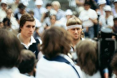 Björn Borg remporte son sixième Roland-Garros contre Ivan Lendl en 1981