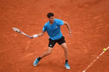 Dominic Thiem - Roland-Garros 2019 - huitièmes de finale