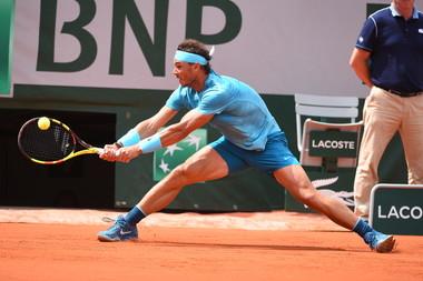 Rafael Nadal Roland-Garros 2018.