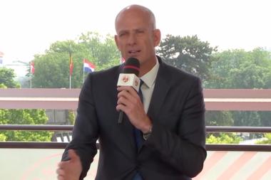 Roland-Garros 2018, Guy Forget