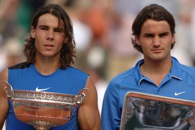 Finale Roland-Garros 2006 : Nadal - Federer