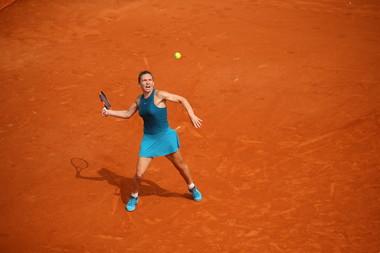 Roland-Garros 2018, 1/4 de finale, Simona Halep