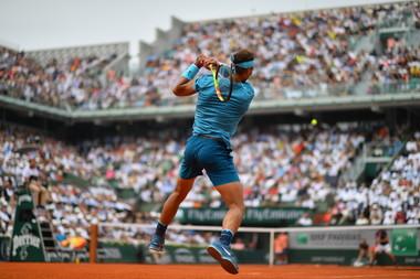 Roland-Garros 2018, Rafael Nadal, finale messieurs