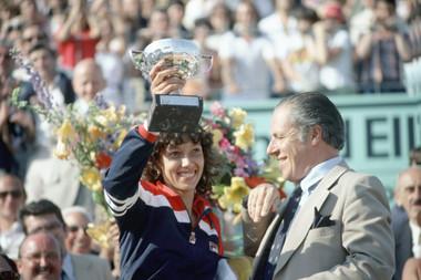 1978 Virginia Ruzici remporte Roland-Garros