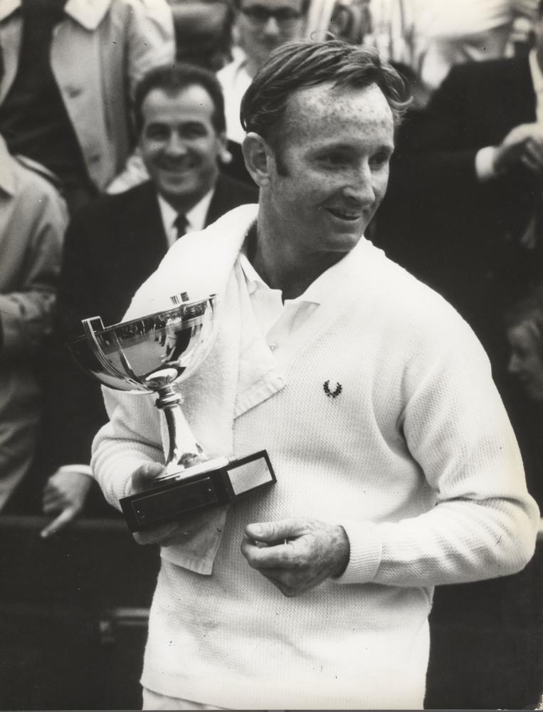 Rod Laver Roland-Garros 1969