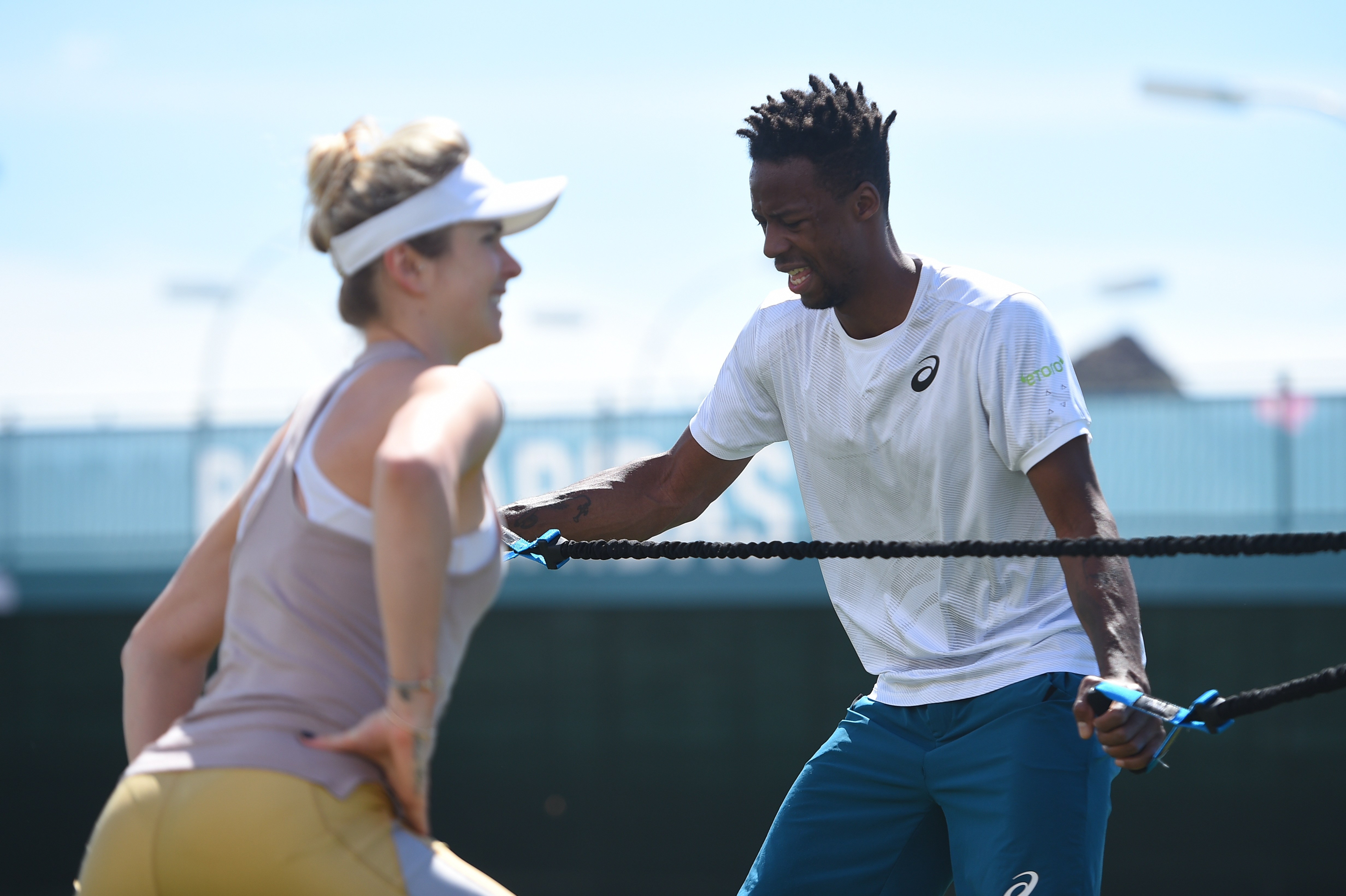 Love story between Elina and Gael.