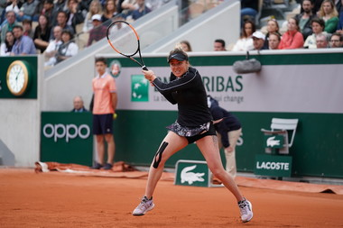 Elina Svitolina - Roland-Garros 2019 - 1er tour