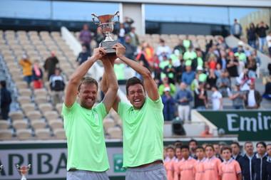 Kevin Krawietz / Andreas Mies Roland-Garros 2019