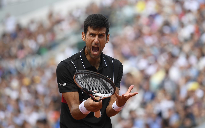 Roland-Garros 2018, 1/4 de finale, Novak Djokovic