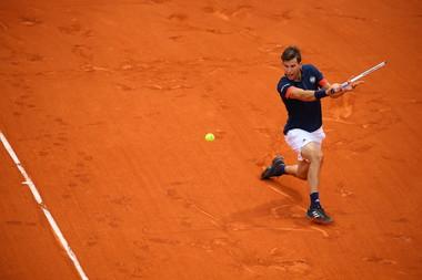 Dominic Thiem - Roland-Garros 2018 - revers