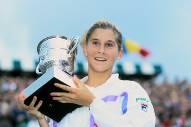 1990-Monica-Seles-victoire-roland-garros