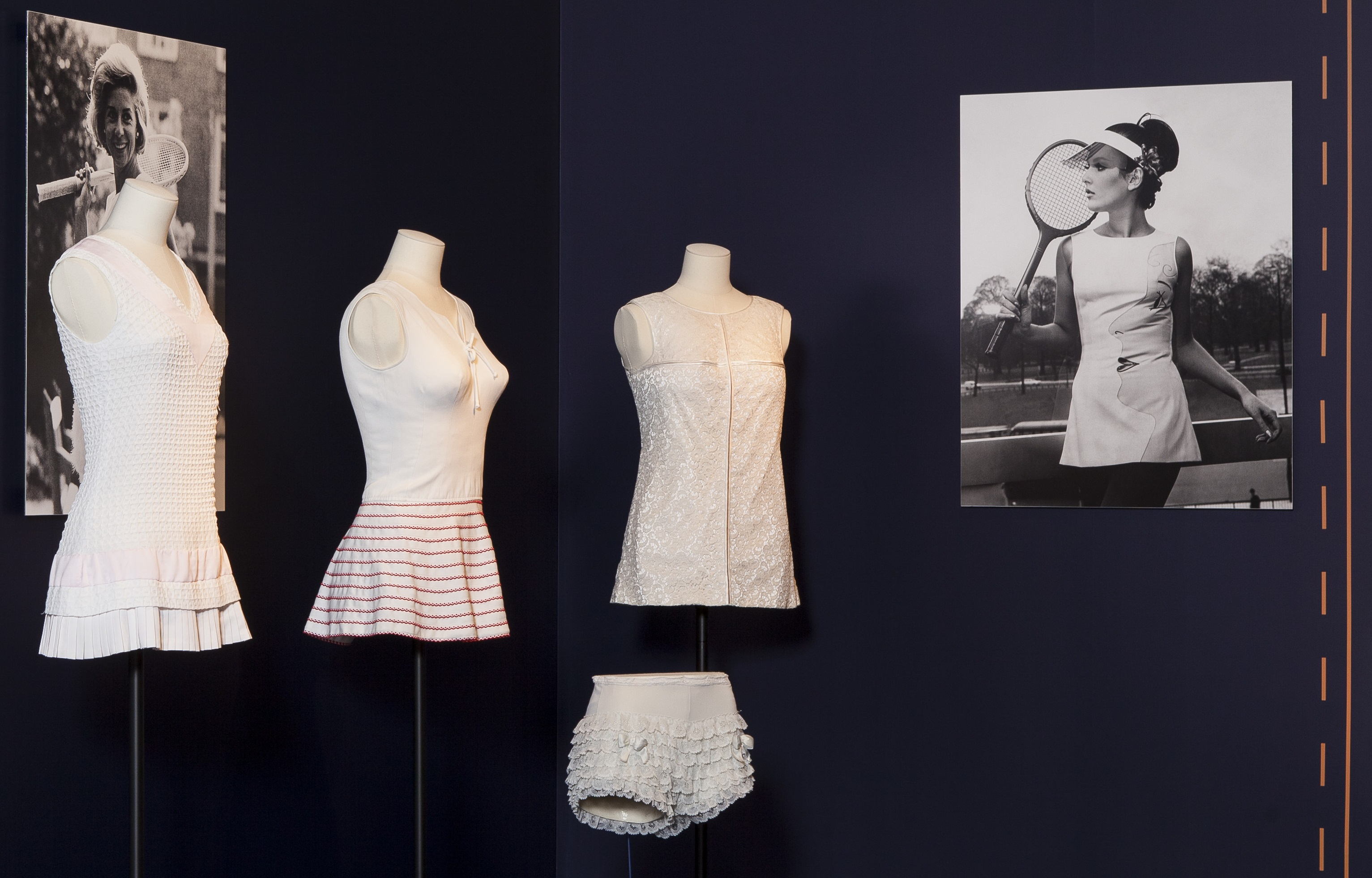 fashion  ted tinling  the pioneer - roland-garros