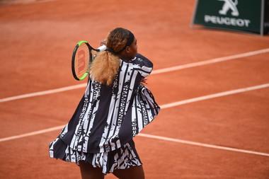 Roland-Garros Serena Williams Nike