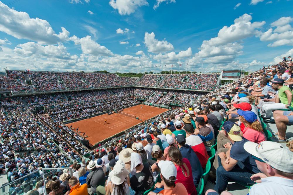 Roland Garros Location In Paris Map.Roland Garros What S New In 2018 Roland Garros The 2018 French