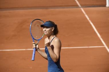 Maria Sharapova Roland-Garros
