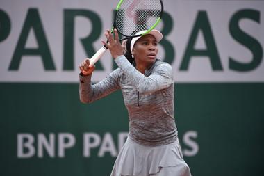 Venus Williams practice 2019