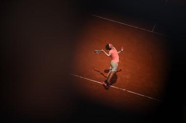 Roland-Garros 2018, 8e de finale, Alexander Zverev