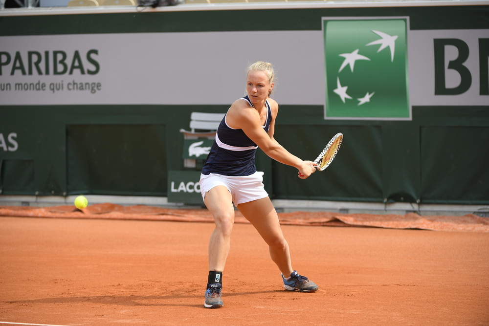 Ladies leading on clay in 2019
