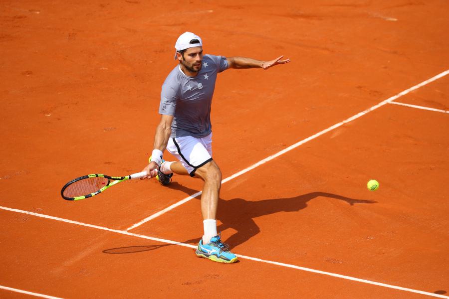 Roland-Garros 2018, Simone Bolelli