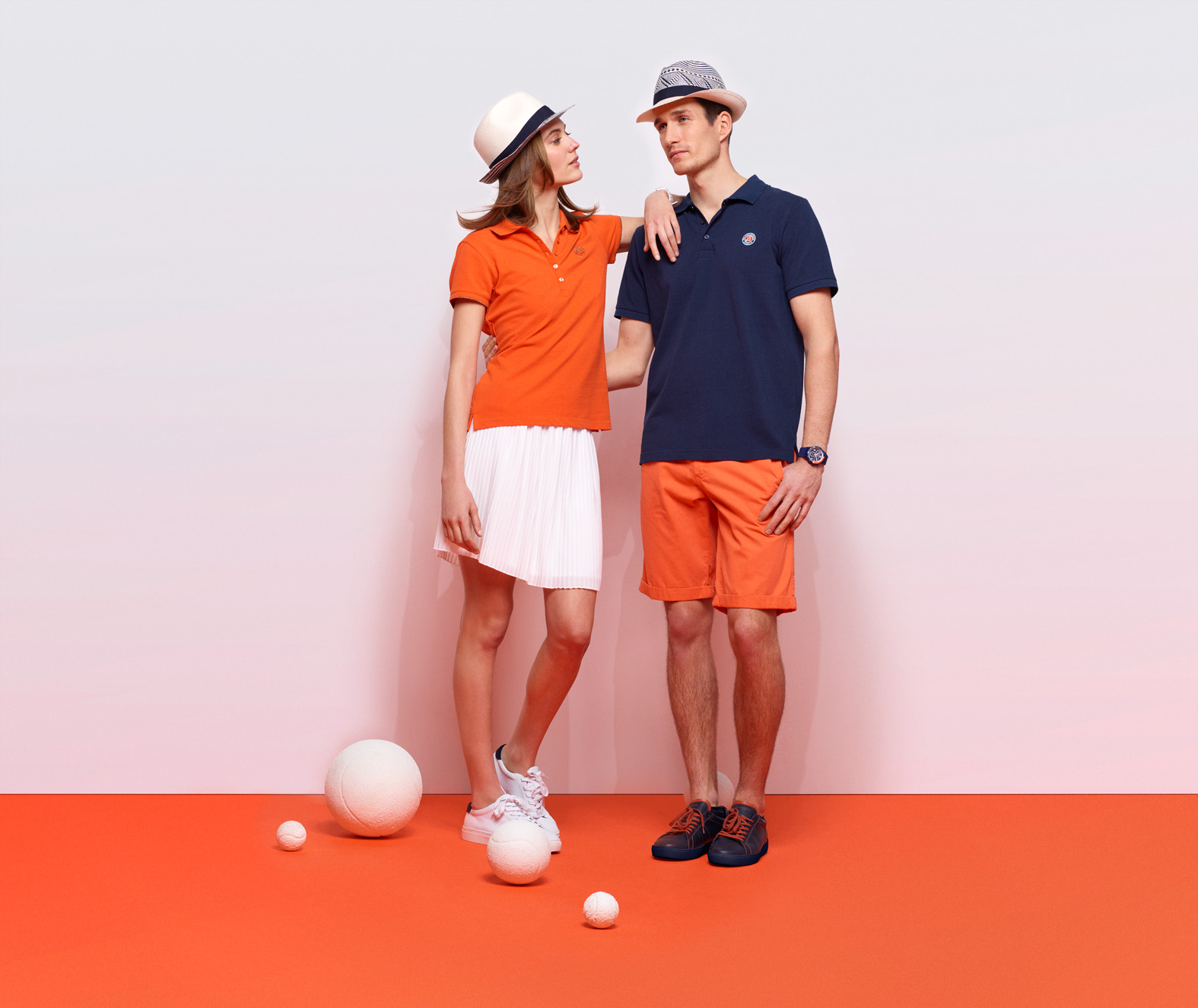 La Griffe Roland-Garros 2018 trilby