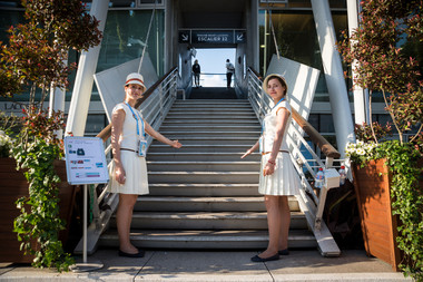 Préparez votre visite à Roland-Garros 2018 / Prepare your visit for Roland-Garros 2018