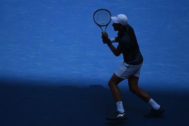 Novak Djokovic in the shadow US Open 2018 first round