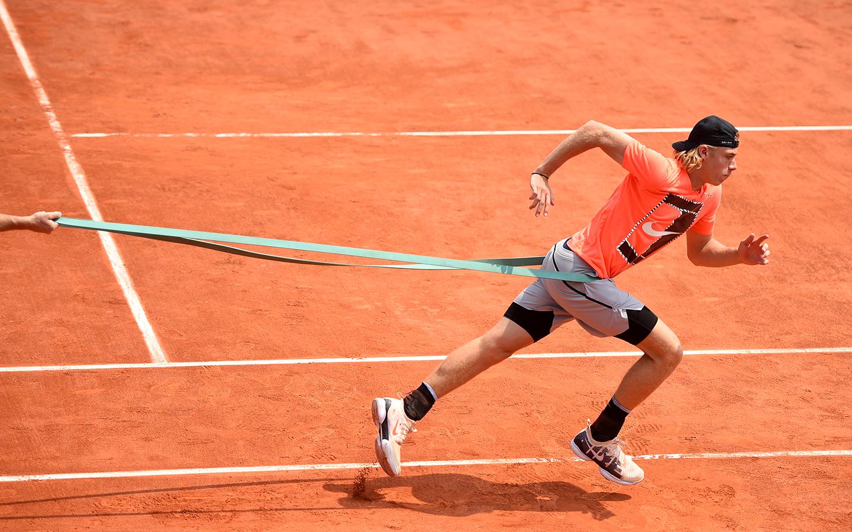 Roland-Garros 2018, Denis Shapovalov