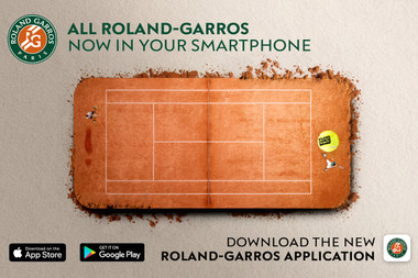 Roland-Garros 2018 Paris download official application.