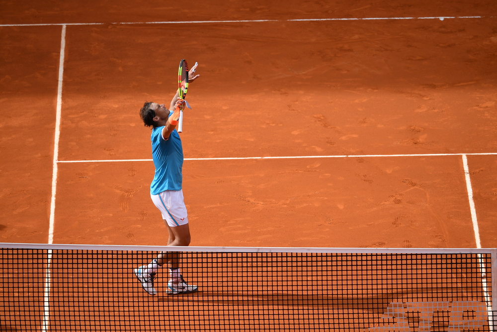 Nadal confirms RG favourite status - Roland-Garros - The
