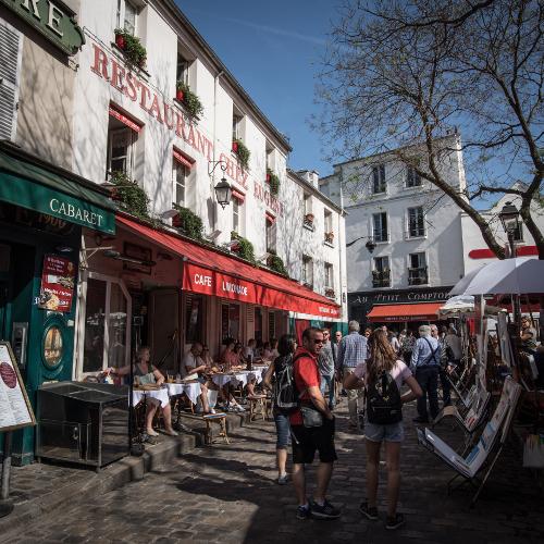 Roland-Garros Paris Montmartre printemps / spring