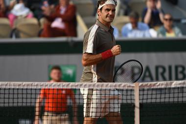 Roger Federer - Roland-Garros 2019 - quarts de finale