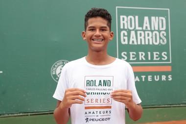 Carols Augusto Amorim winner Ametrus Series Brazil 2019 Brésil
